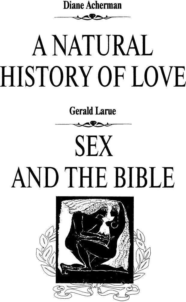 библия секса обновленное издание пол джоанидис