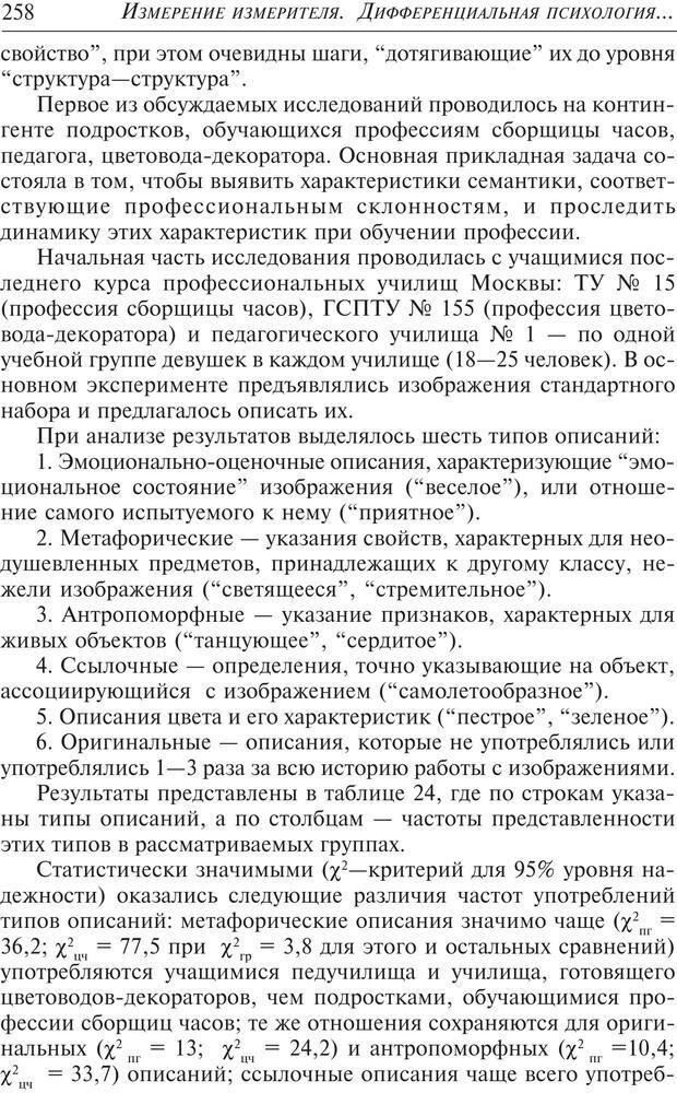 PDF. Основы психологии субъективной семантики. Артемьева Е. Ю. Страница 244. Читать онлайн