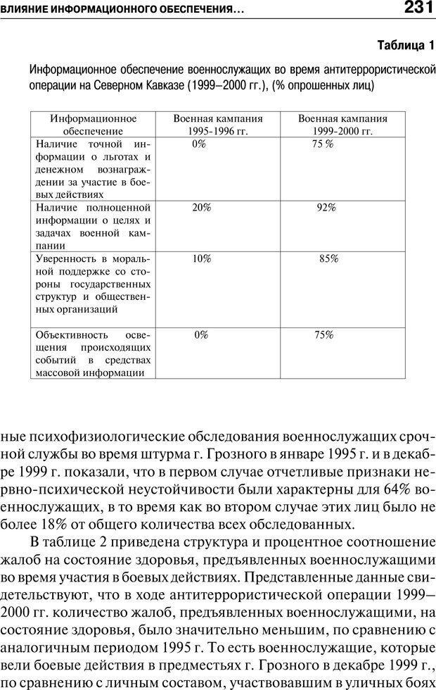 PDF. Психология и психопатология терроризма[сборник статей]. Авторов К. Страница 229. Читать онлайн