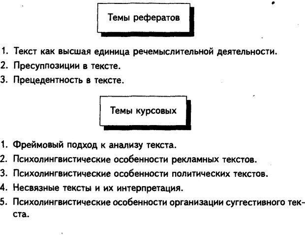 DJVU. Психолингвистика. Белянин В. П. Страница 123. Читать онлайн