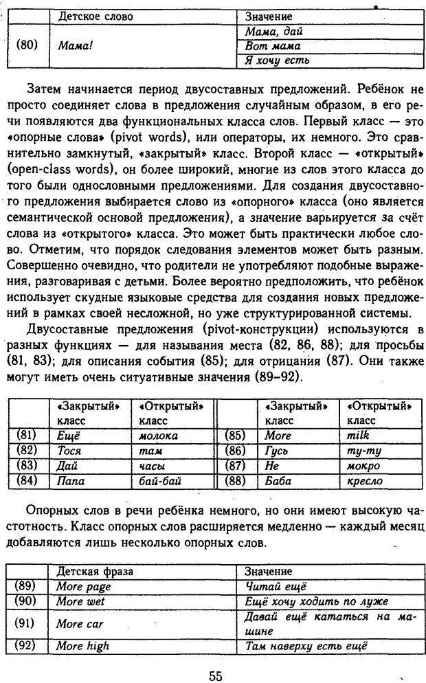 DJVU. Психолингвистика. Белянин В. П. Страница 53. Читать онлайн