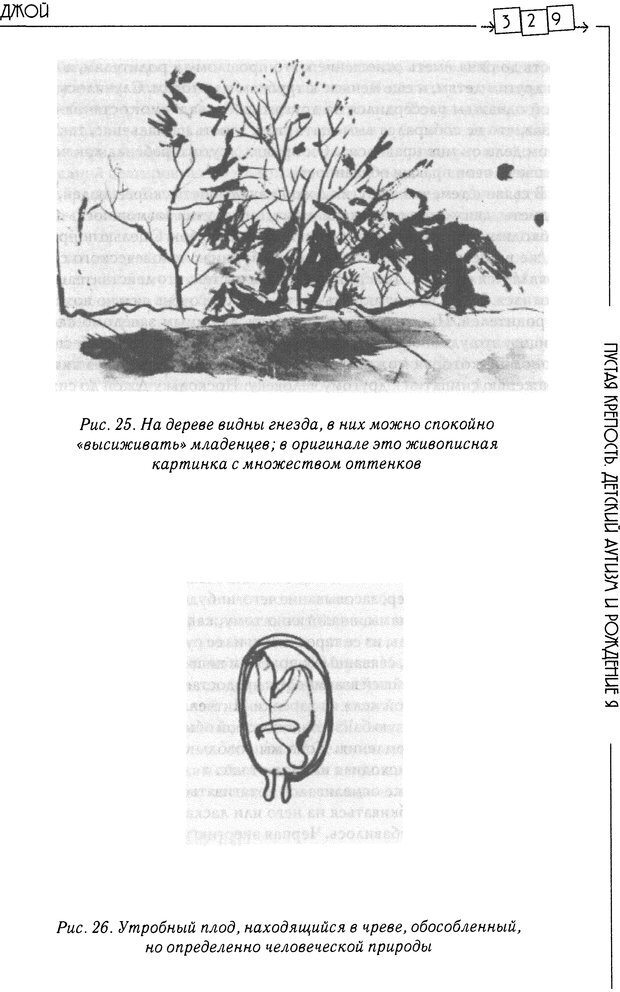 DJVU. Пустая крепость. Детский аутизм и рождение Я. Беттельгейм Б. Страница 329. Читать онлайн