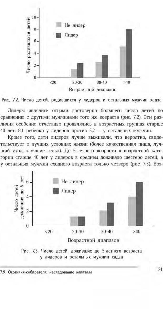 PDF. Антропология пола. Бутовская М. Л. Страница 117. Читать онлайн
