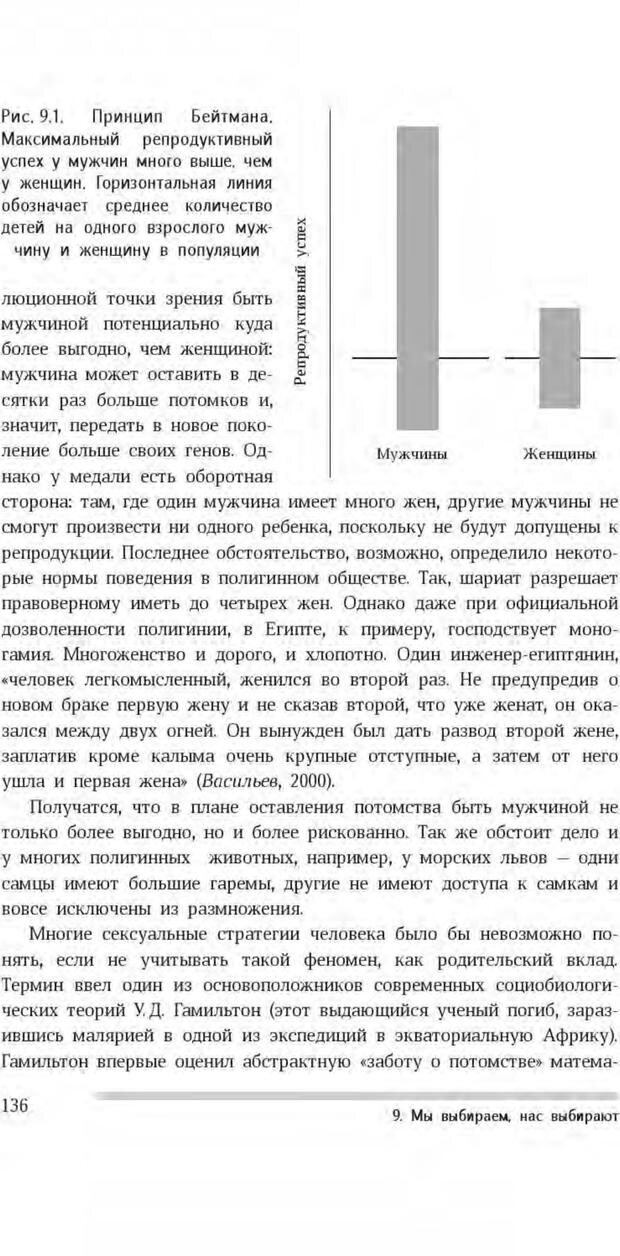 PDF. Антропология пола. Бутовская М. Л. Страница 132. Читать онлайн