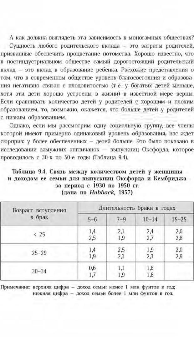 PDF. Антропология пола. Бутовская М. Л. Страница 147. Читать онлайн