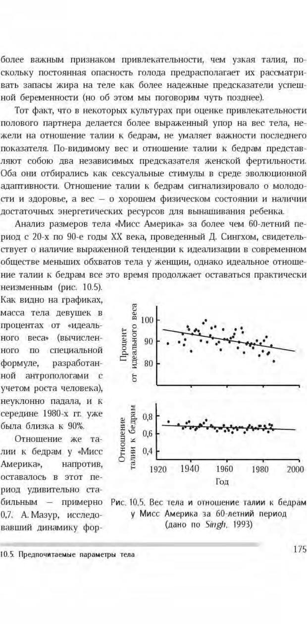 PDF. Антропология пола. Бутовская М. Л. Страница 171. Читать онлайн
