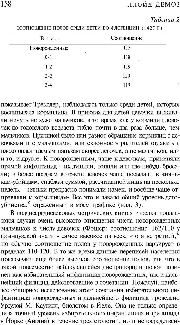 PDF. Психоистория. Демоз Л. Страница 157. Читать онлайн