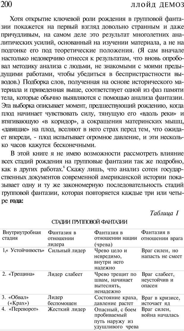 PDF. Психоистория. Демоз Л. Страница 202. Читать онлайн