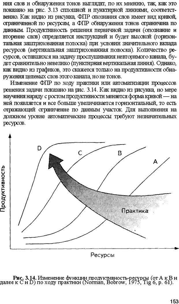 DJVU. Психология внимания. Дормашев Ю. Б. Страница 148. Читать онлайн