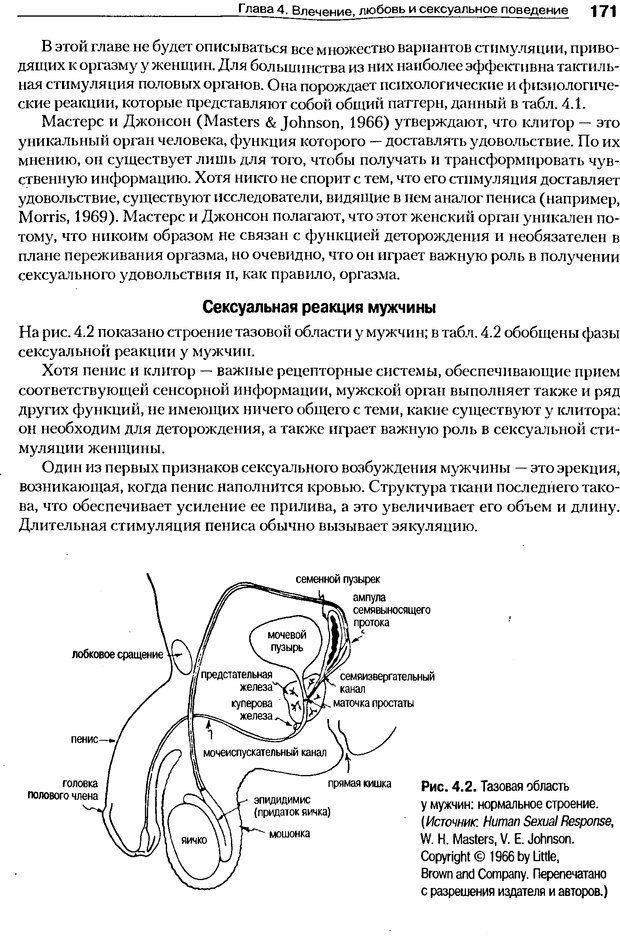 DJVU. Мотивация поведения (5-е издание). Фрэнкин Р. E. Страница 170. Читать онлайн
