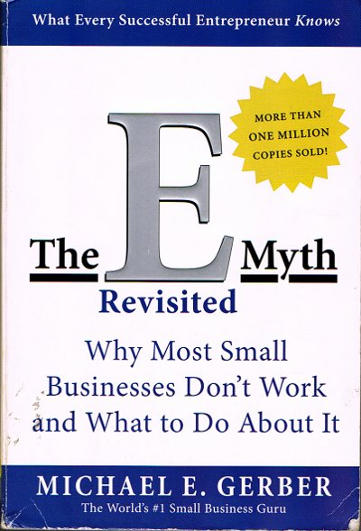"""Обложка книги """"Предпринимательствуо: миф и реальность"""""""