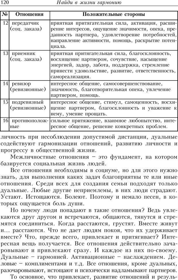 PDF. Найди в жизни гармонию. Гречинский А. Е. Страница 118. Читать онлайн