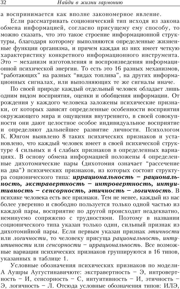 PDF. Найди в жизни гармонию. Гречинский А. Е. Страница 30. Читать онлайн