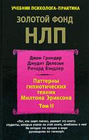 Паттерны гипнотических техник Милтона Эриксона (том 2), Гриндер Джон
