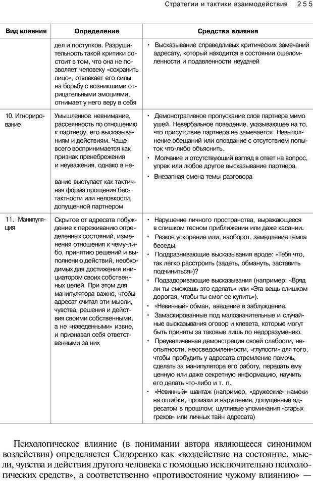 PDF. Психология конфликта. Гришина Н. В. Страница 250. Читать онлайн