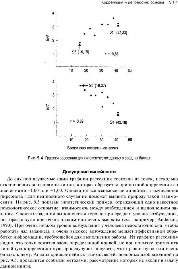 PDF. Исследование в психологии. Методы и планирование. Гудвин Д. Страница 316. Читать онлайн