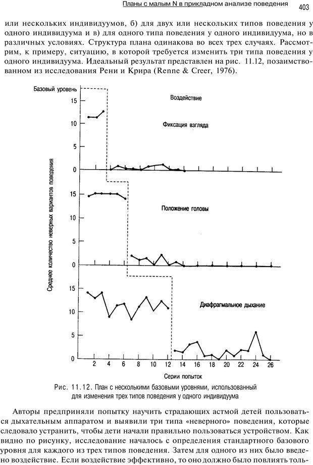 PDF. Исследование в психологии. Методы и планирование. Гудвин Д. Страница 402. Читать онлайн