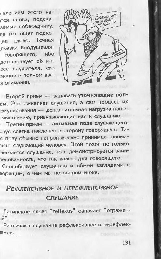 DJVU. Как управлять другими. Как управлять собой. Шейнов В. П. Страница 131. Читать онлайн