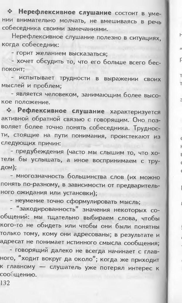 DJVU. Как управлять другими. Как управлять собой. Шейнов В. П. Страница 132. Читать онлайн