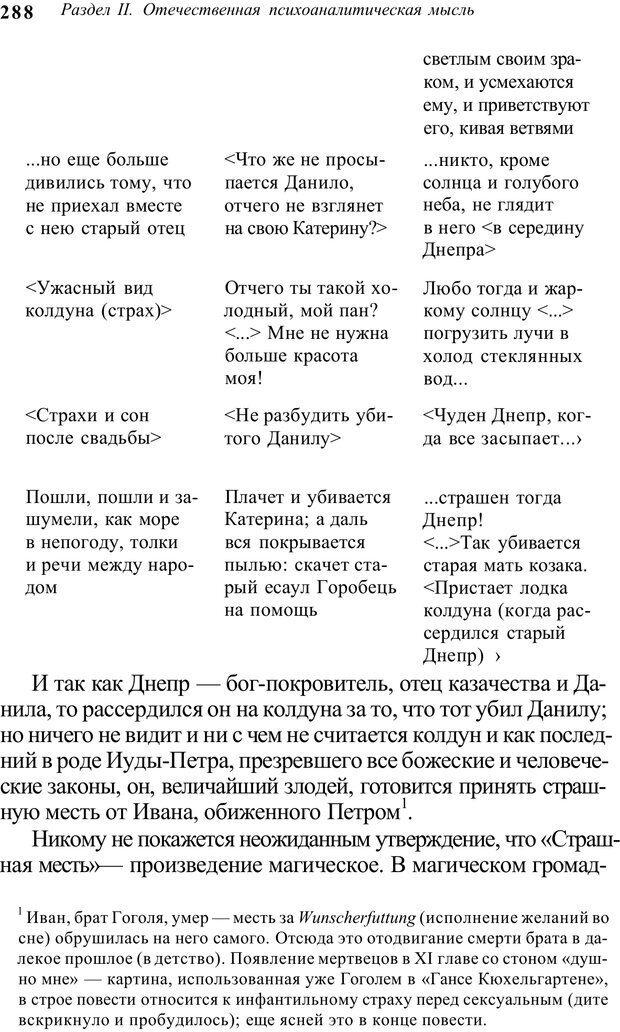 PDF. Классический психоанализ и художественная литература. Лейбин В. М. Страница 288. Читать онлайн