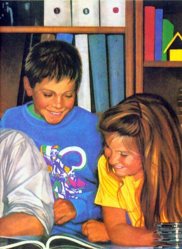 PDF. Энциклопедия сексуальной жизни для детей 10-13 лет. Коэн-Соляль Ж. Страница 6. Читать онлайн