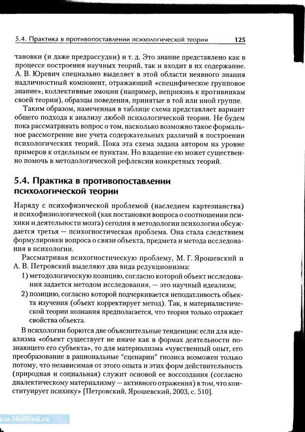 PDF. Методологические основы психологии. Корнилова Т. В. Страница 119. Читать онлайн