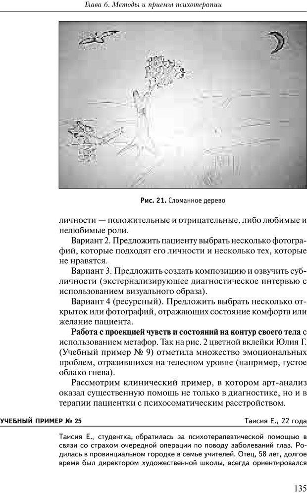 PDF. Практикум по психотерапии психосоматических расстройств. Кулаков С. А. Страница 132. Читать онлайн