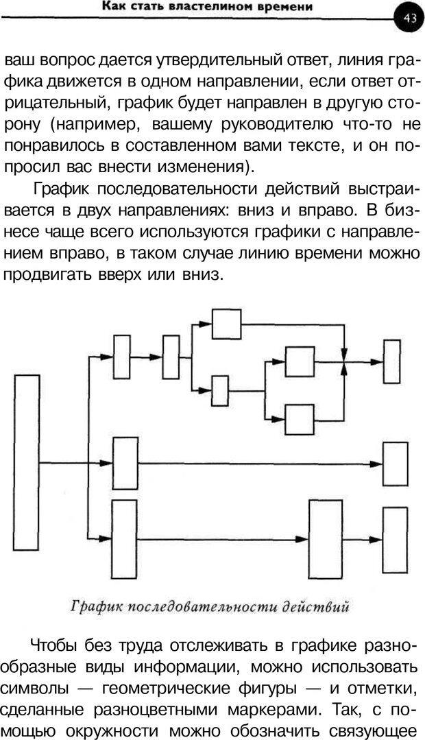 PDF. Заставьте время работать на вас. Куликова В. Н. Страница 42. Читать онлайн