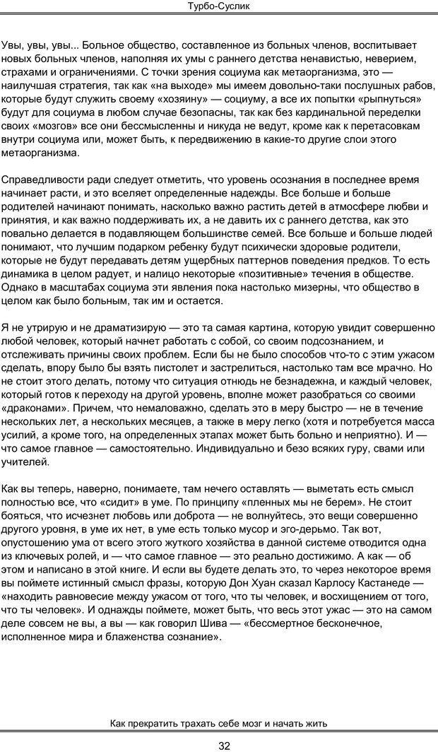 PDF. Турбо-Суслик. Леушкин Д. Страница 31. Читать онлайн