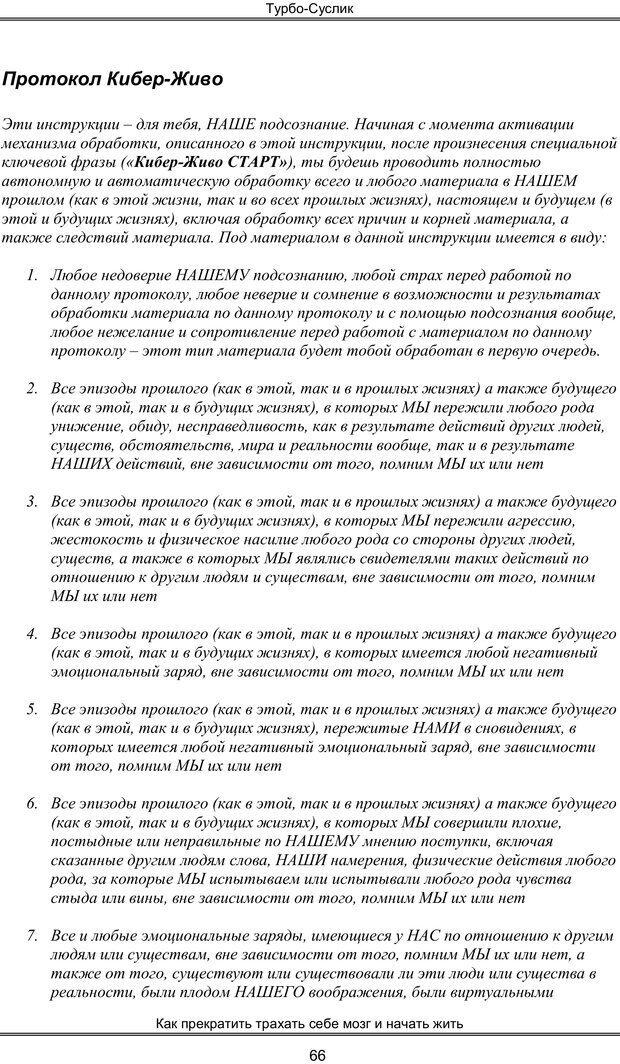PDF. Турбо-Суслик. Леушкин Д. Страница 65. Читать онлайн