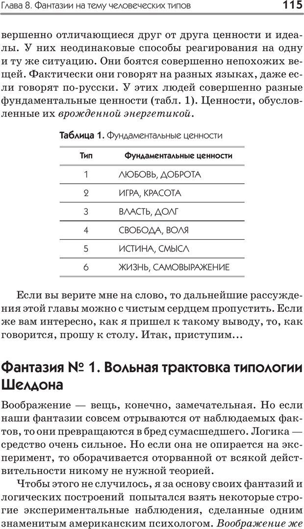 PDF. Типы людей. Взгляд из XXI века. Махарам Р. Страница 112. Читать онлайн