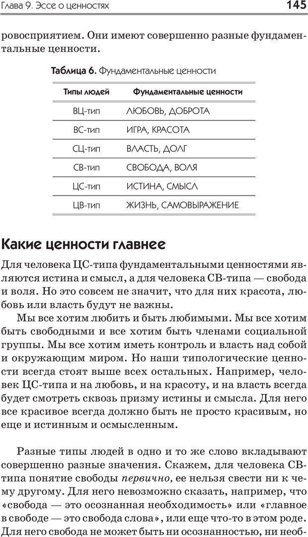 PDF. Типы людей. Взгляд из XXI века. Махарам Р. Страница 142. Читать онлайн