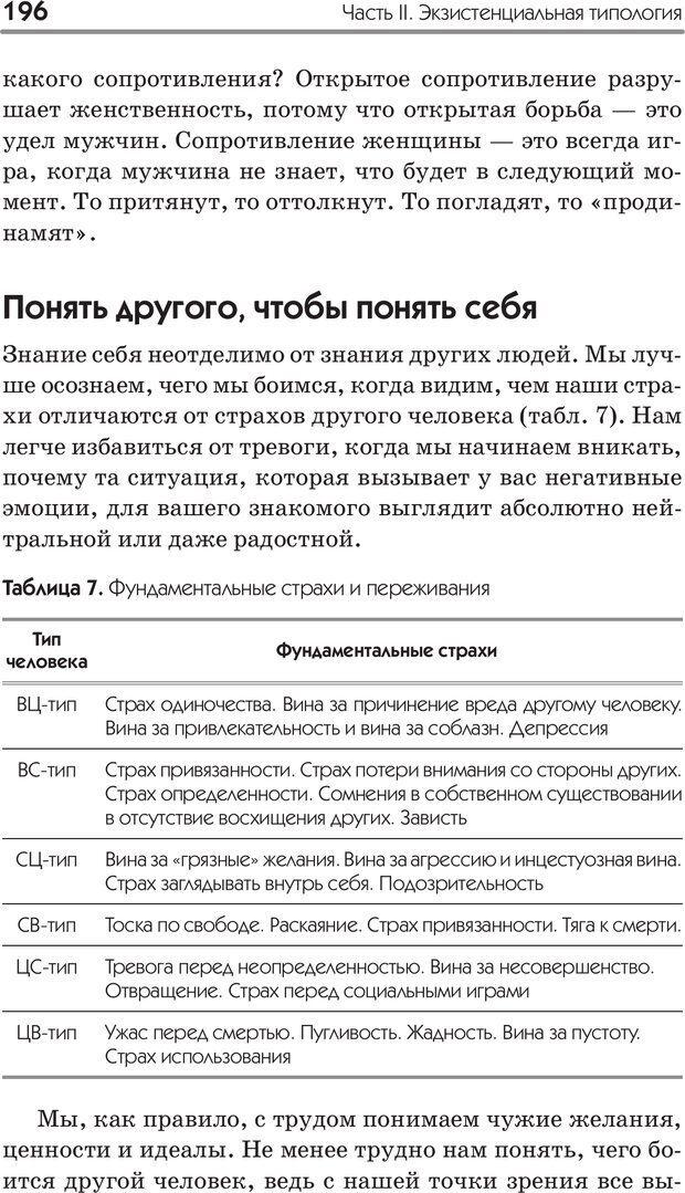 PDF. Типы людей. Взгляд из XXI века. Махарам Р. Страница 193. Читать онлайн