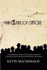 Введение в Культуру Критики, Макдональд Кевин