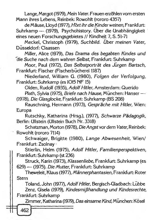 PDF. В начале было воспитание. Миллер А. Страница 457. Читать онлайн