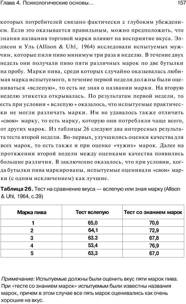 PDF. Психология маркетинга и рекламы. Мозер К. Страница 156. Читать онлайн