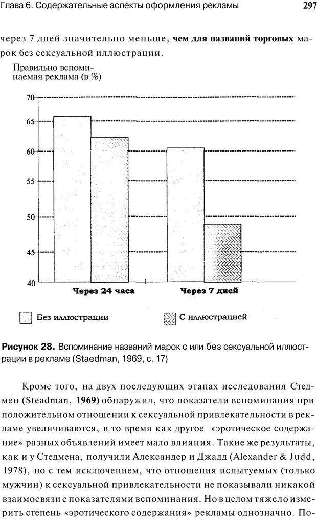 PDF. Психология маркетинга и рекламы. Мозер К. Страница 296. Читать онлайн