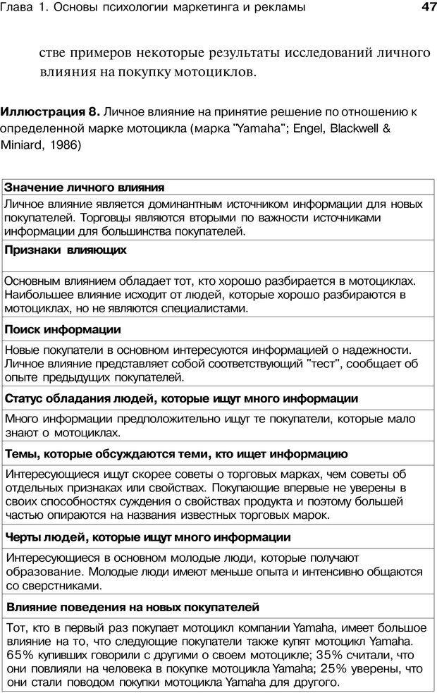 PDF. Психология маркетинга и рекламы. Мозер К. Страница 46. Читать онлайн