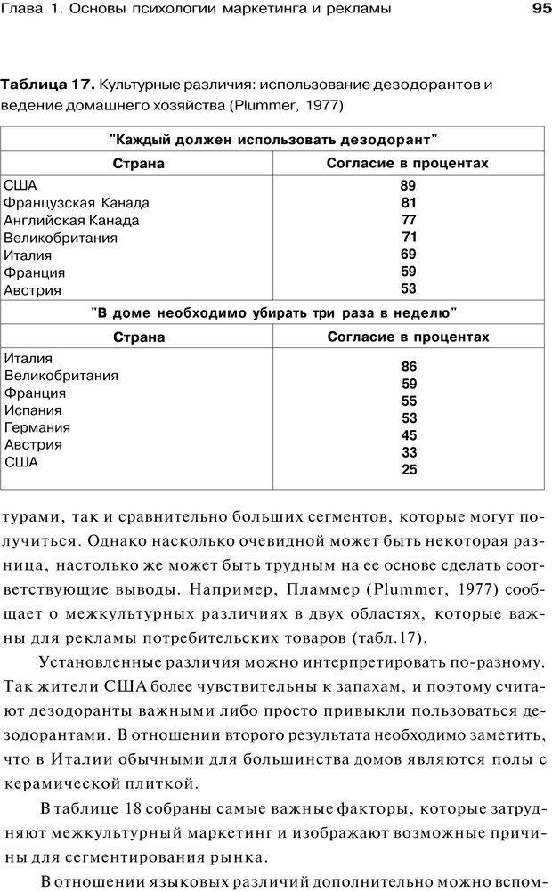 PDF. Психология маркетинга и рекламы. Мозер К. Страница 94. Читать онлайн
