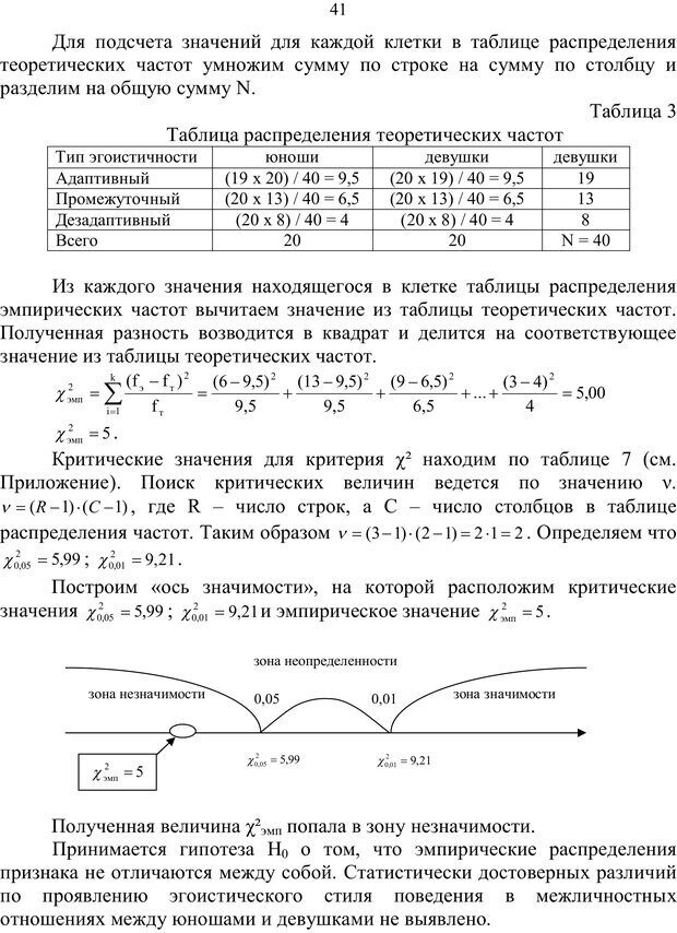 PDF. Математические основы психологии. Остапенко Р. И. Страница 40. Читать онлайн