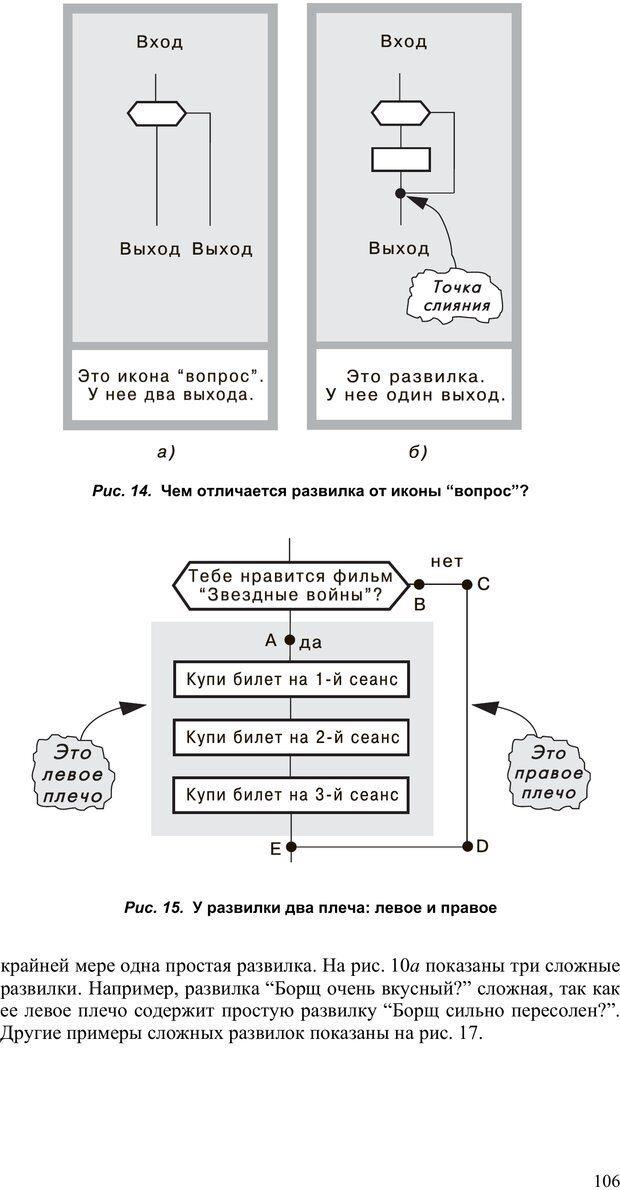 PDF. Как улучшить работу ума. Паронджанов В. Д. Страница 106. Читать онлайн