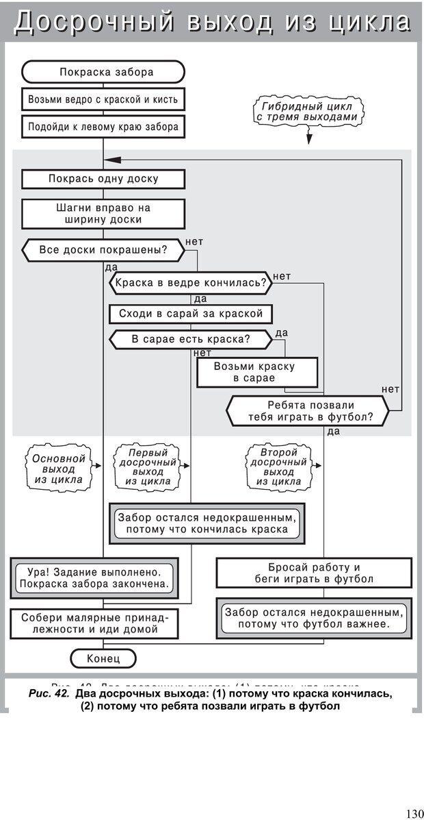 PDF. Как улучшить работу ума. Паронджанов В. Д. Страница 130. Читать онлайн