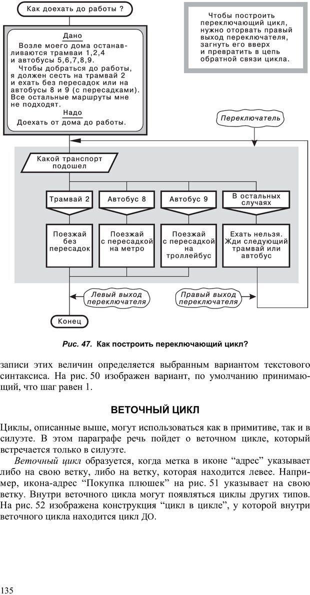 PDF. Как улучшить работу ума. Паронджанов В. Д. Страница 135. Читать онлайн