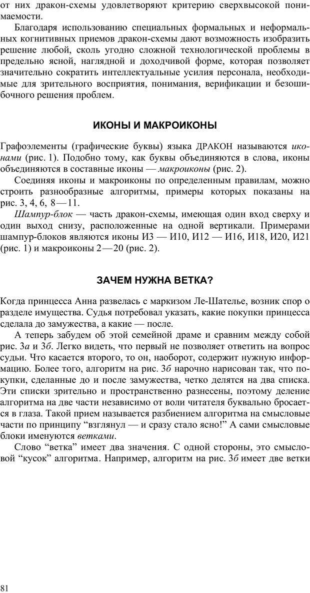 PDF. Как улучшить работу ума. Паронджанов В. Д. Страница 81. Читать онлайн