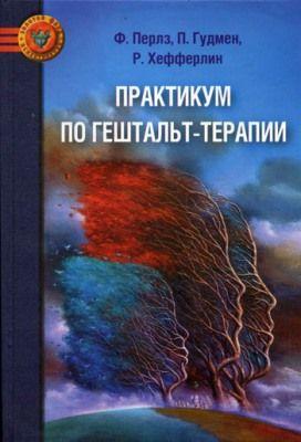 """Обложка книги """"Практикум по гештальт-терапии"""""""