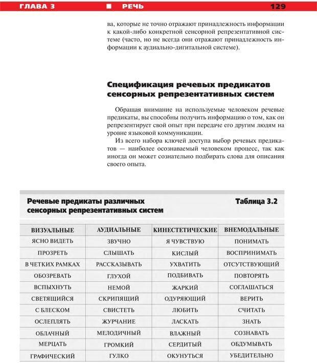 PDF. Руководство к курсу НЛП практик. Плигин А. А. Страница 119. Читать онлайн