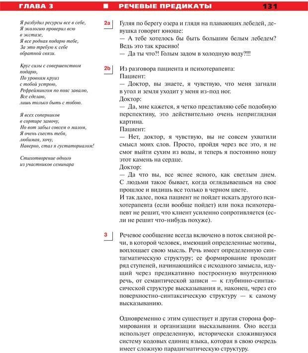 PDF. Руководство к курсу НЛП практик. Плигин А. А. Страница 121. Читать онлайн