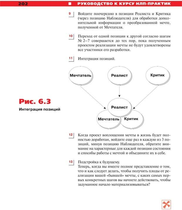 PDF. Руководство к курсу НЛП практик. Плигин А. А. Страница 184. Читать онлайн