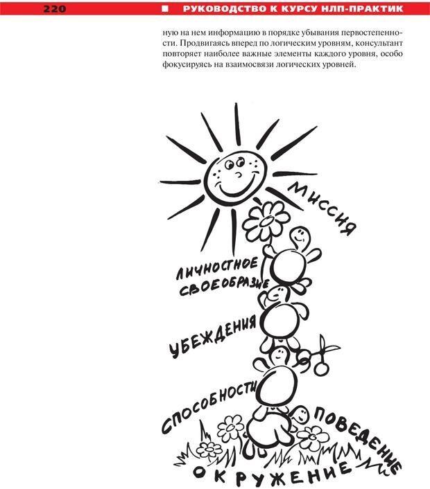 PDF. Руководство к курсу НЛП практик. Плигин А. А. Страница 200. Читать онлайн