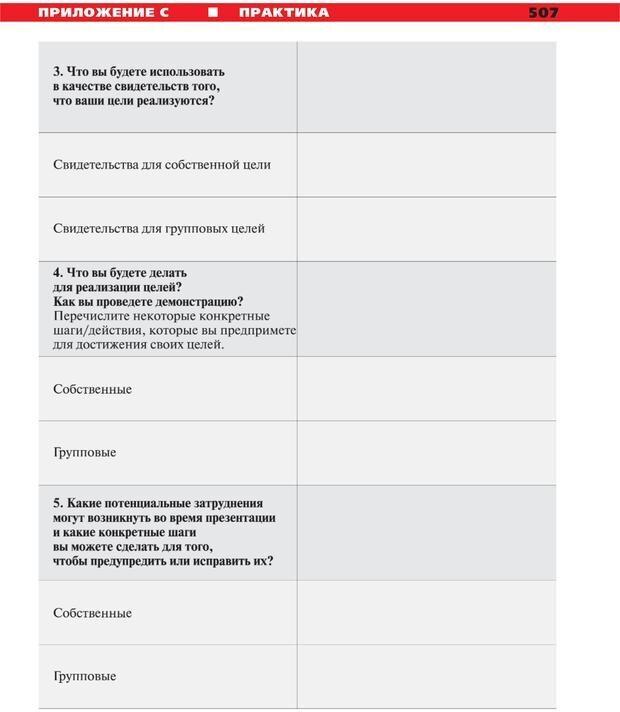 PDF. Руководство к курсу НЛП практик. Плигин А. А. Страница 466. Читать онлайн